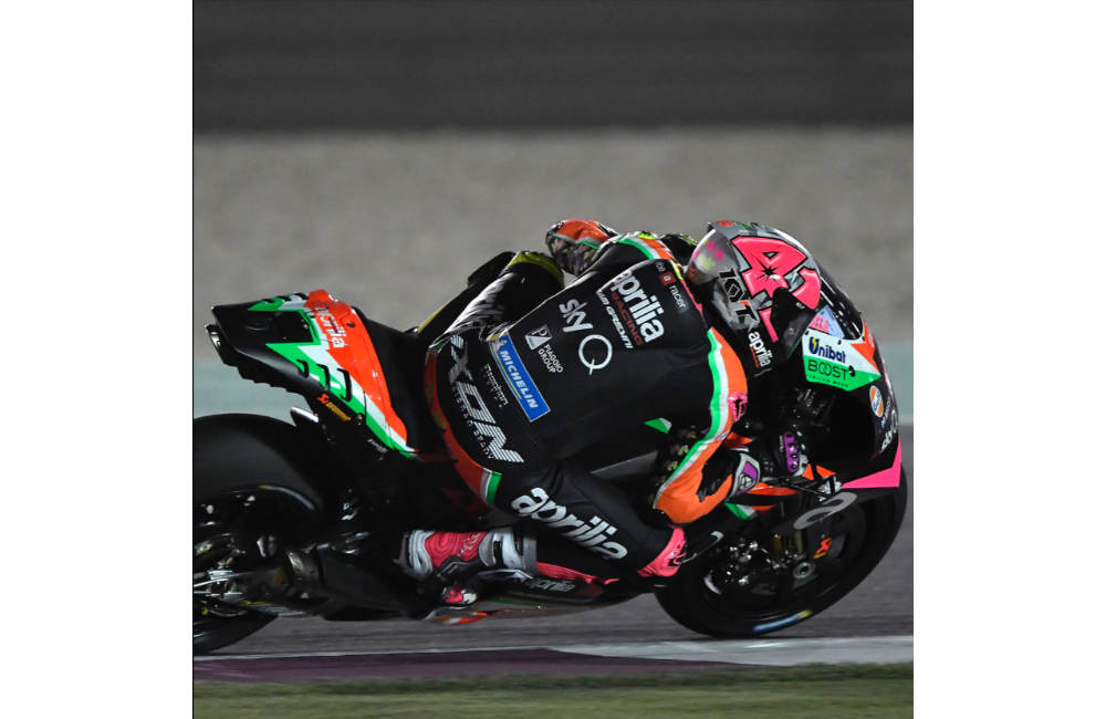 READY, SET, GO AND ALEIX SHINES STRAIGHT AWAY IN THE QATAR NIGHT_3