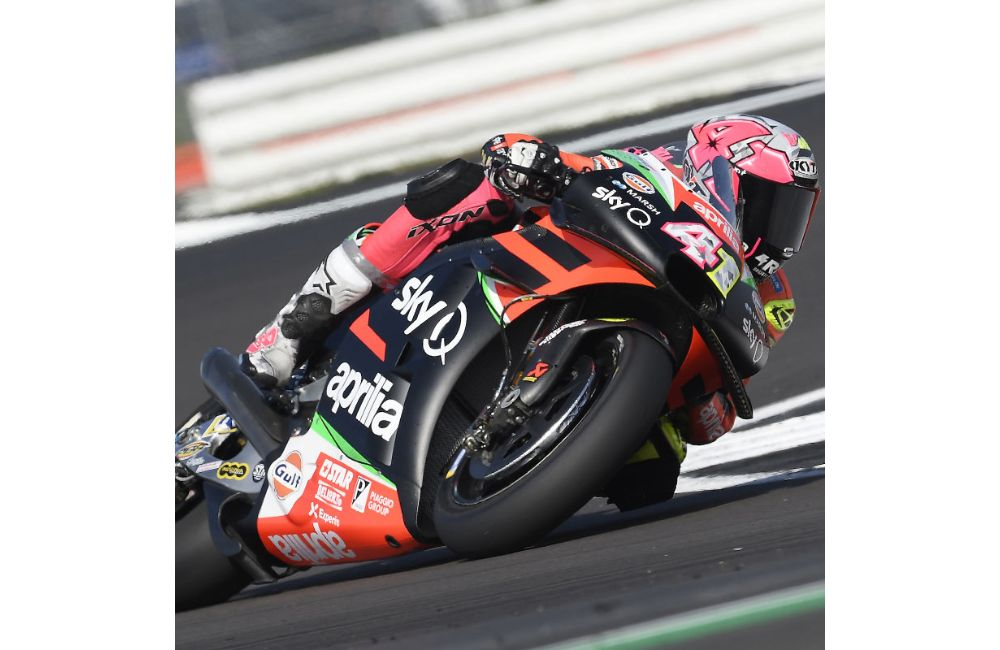 ALEIX TWELFTH IN THE SILVERSTONE QUALIFIERS_2