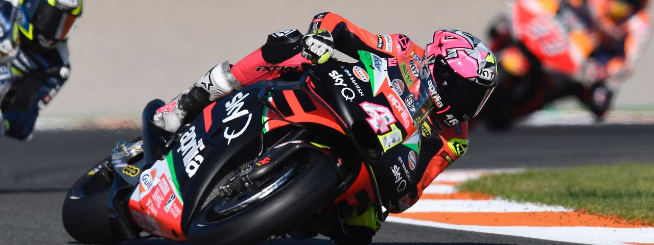 IN VALENCIA THE FINAL ROUND OF THE 2019 MOTOGP SEASON IS UNDERWAY