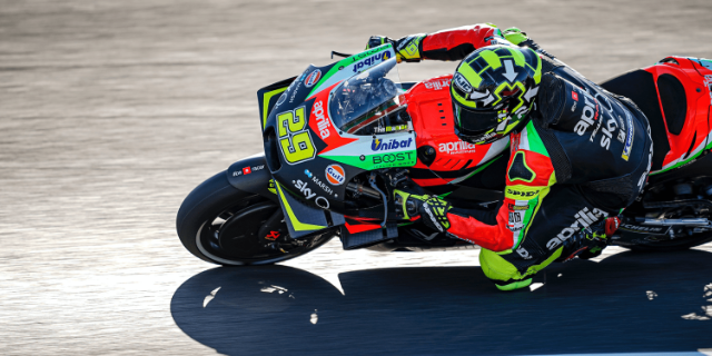 ALEIX EIGHTH IN VALENCIA AT THE END OF THE FIRST DAY OF PRACTICE_thumb