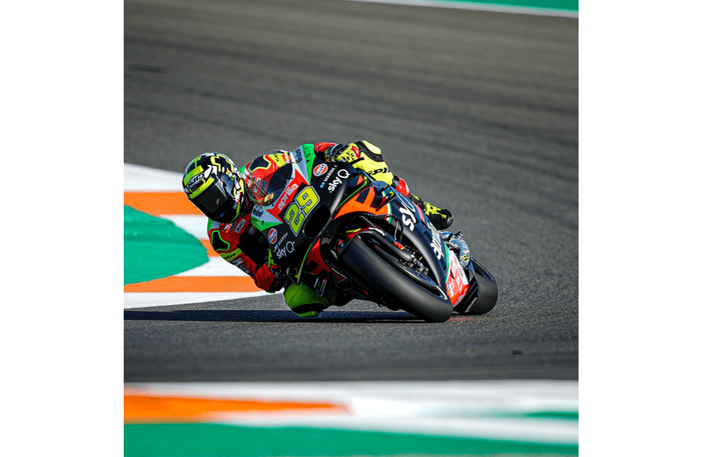 ALEIX EIGHTH IN VALENCIA AT THE END OF THE FIRST DAY OF PRACTICE_0