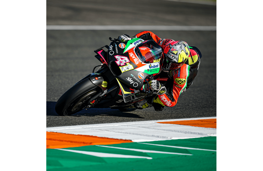 ALEIX EIGHTH IN VALENCIA AT THE END OF THE FIRST DAY OF PRACTICE_1