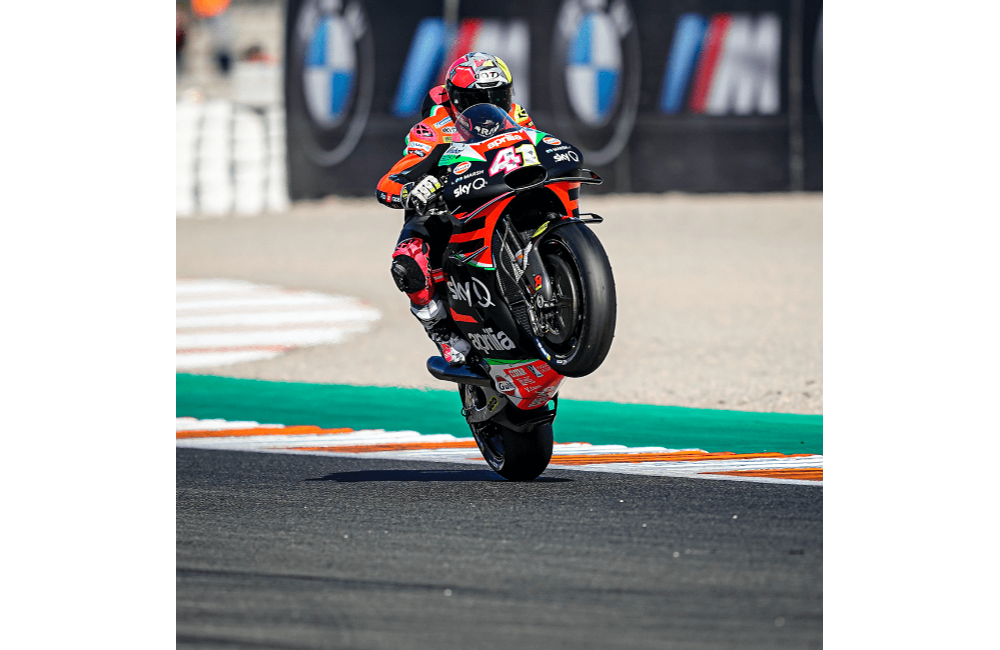 ALEIX EIGHTH IN VALENCIA AT THE END OF THE FIRST DAY OF PRACTICE_2