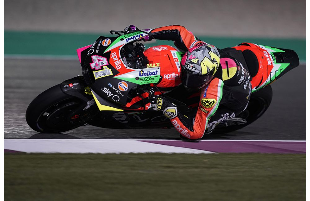 APRILIA RACING - QATAR TESTS - DAY 1_0