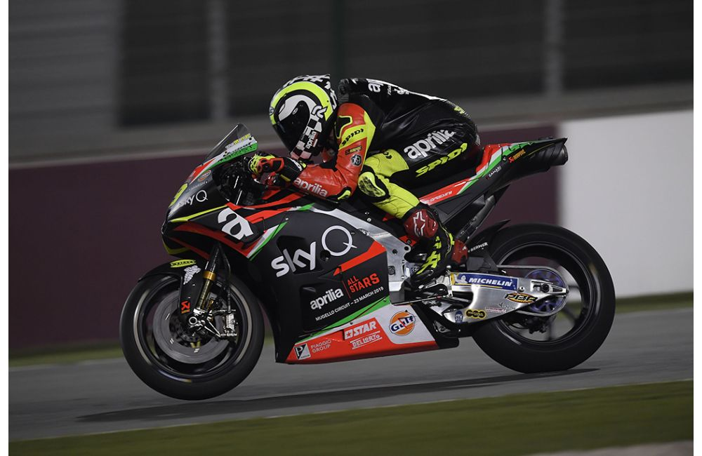 APRILIA RACING - QATAR TESTS - DAY 1_1
