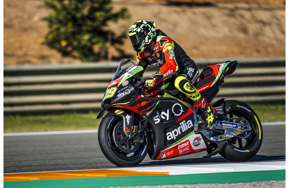 FIRST TESTS OF THE 2020 MOTOGP SEASON END IN VALENCIA_0