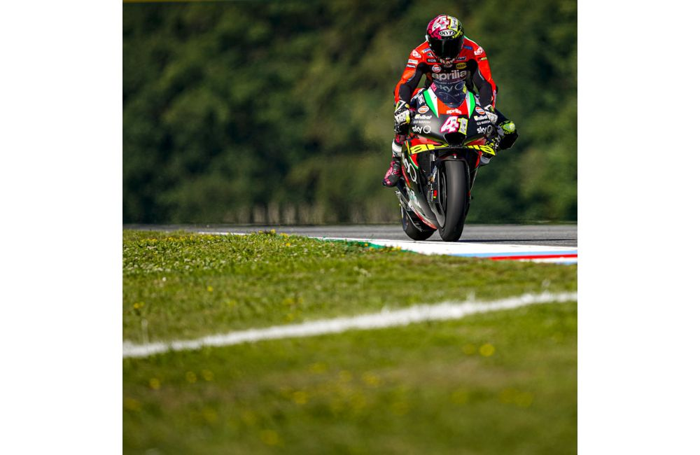 ALEIX SEVENTH AND PROVISIONALLY IN Q2 AFTER THE FIRST PRACTICE SESSIONS AT BRNO_2