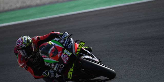 ALEIX DEMONSTRATES SOLIDITY IN THE OPENING PRACTICES AT MISANO