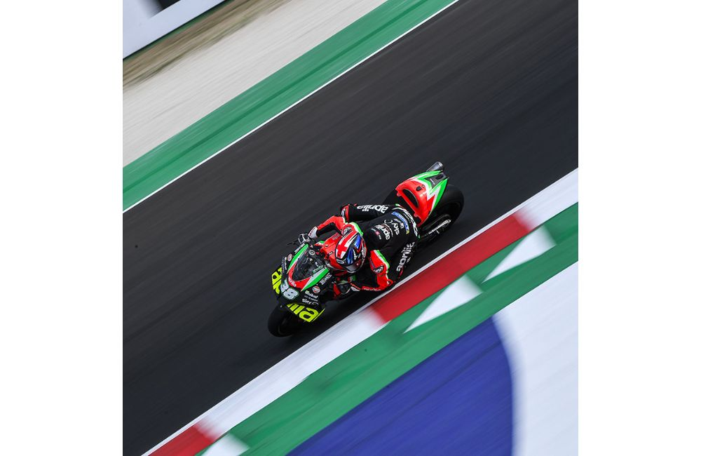 ALEIX DEMONSTRATES SOLIDITY IN THE OPENING PRACTICES AT MISANO_0