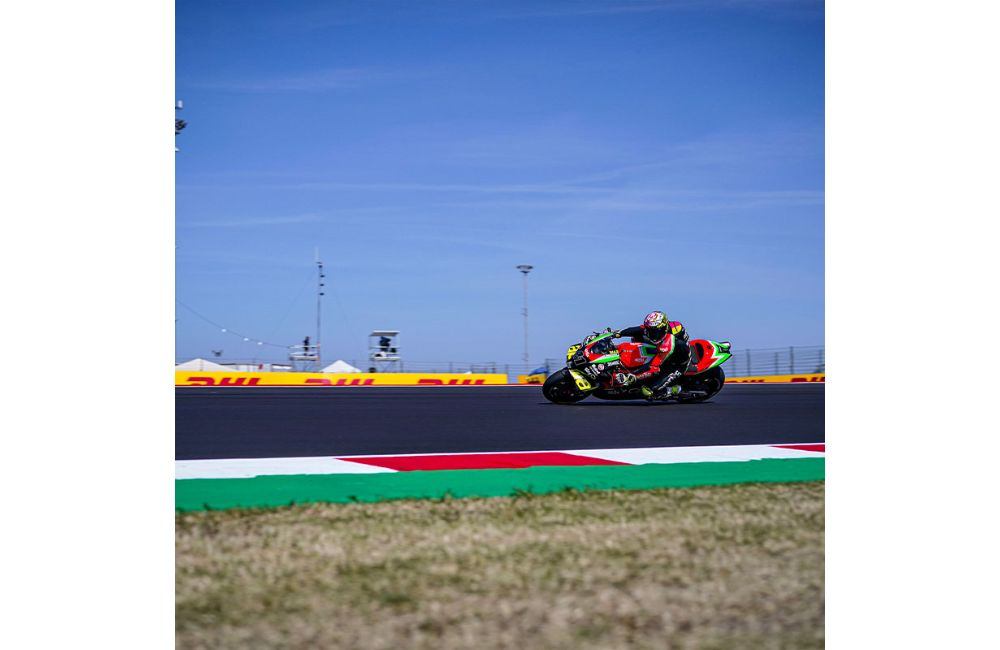ALEIX TAKES A TOP-10 SPOT IN THE OPENING PRACTICE SESSIONS AT MISANO_1