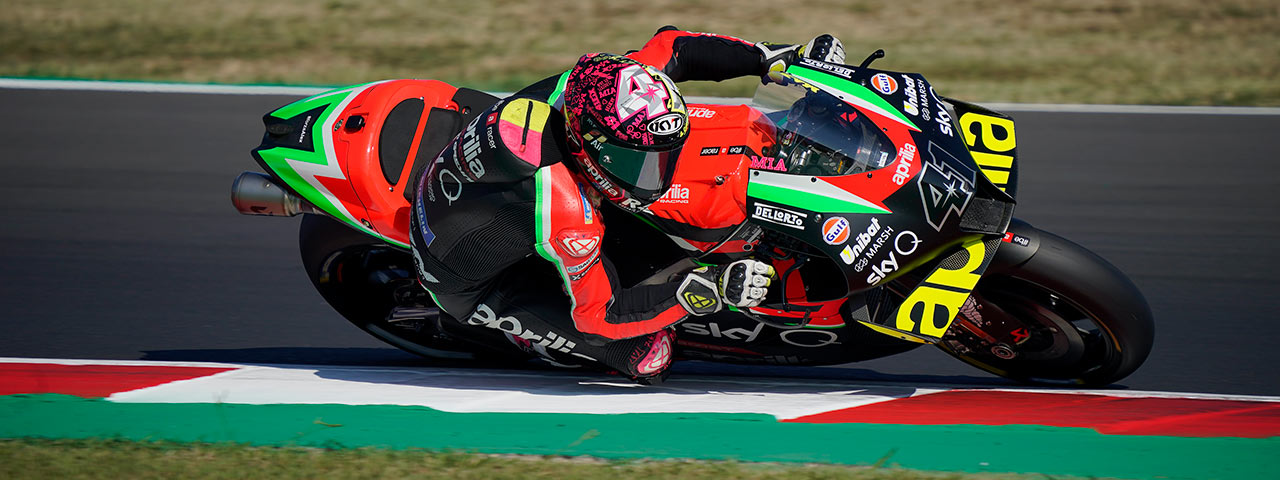 BATTLE WITHIN THOUSANDTHS OF A SECOND AT MISANO ADRIATICO