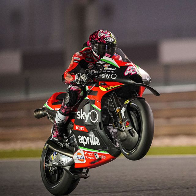 APRILIA MOTOGP - QATAR TESTS_thumb