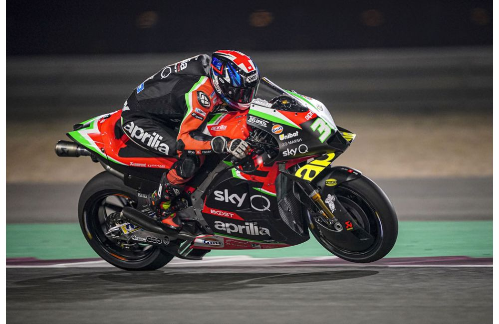 APRILIA MOTOGP - QATAR TESTS_0