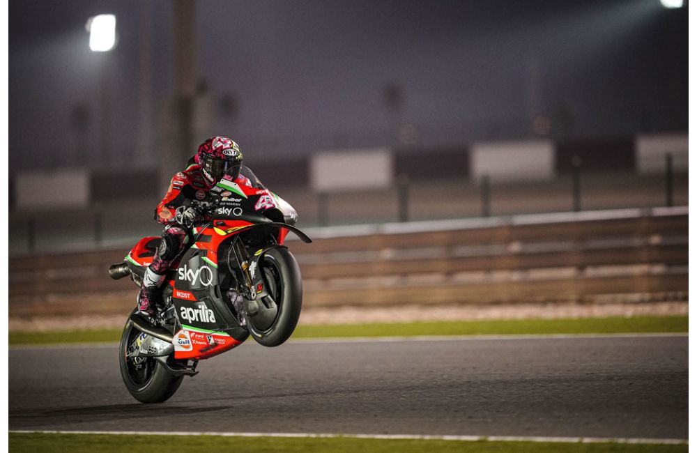 APRILIA MOTOGP - QATAR TESTS_1