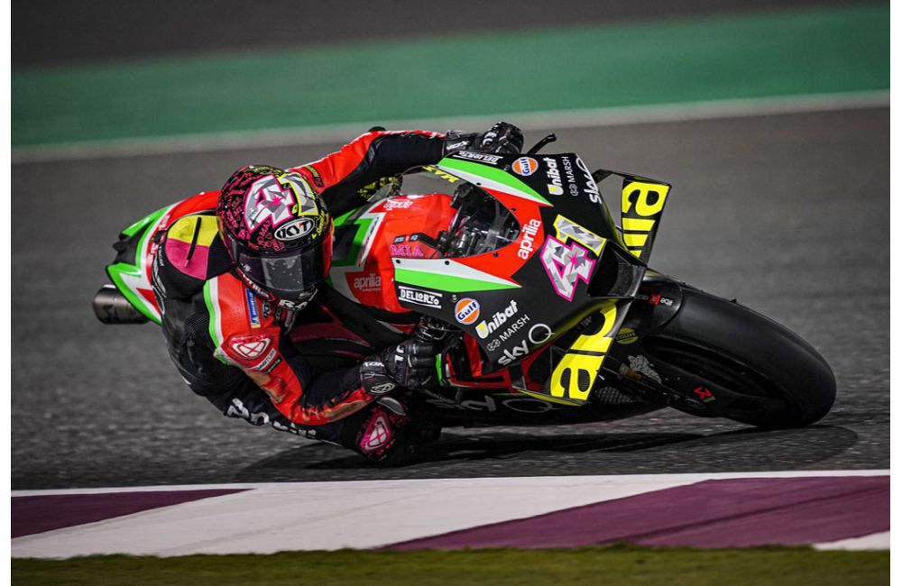 APRILIA MOTOGP - QATAR TESTS_2