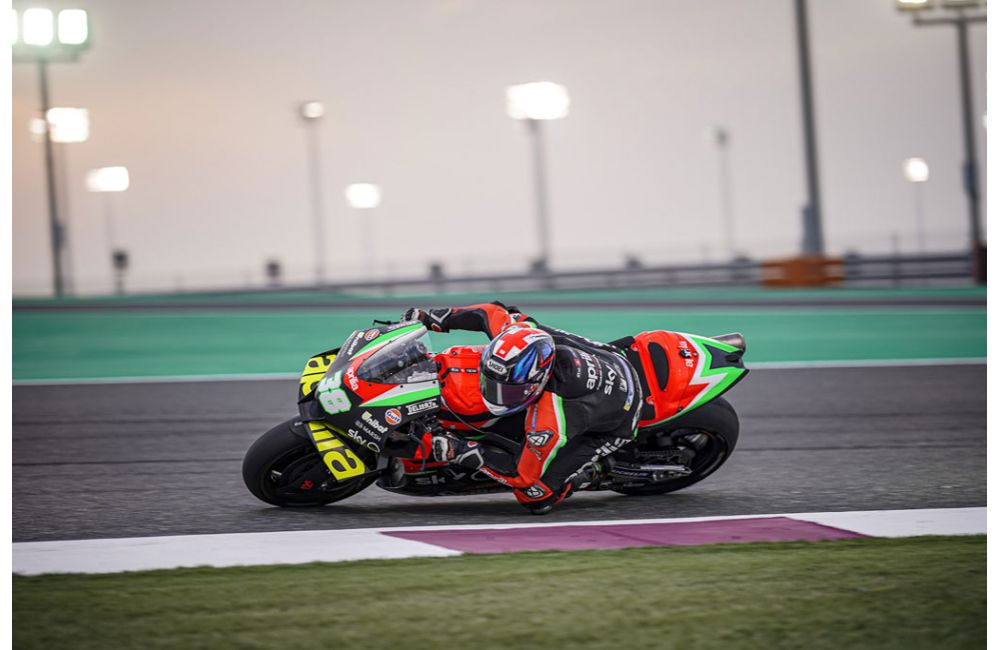 APRILIA MOTOGP - QATAR TESTS_3