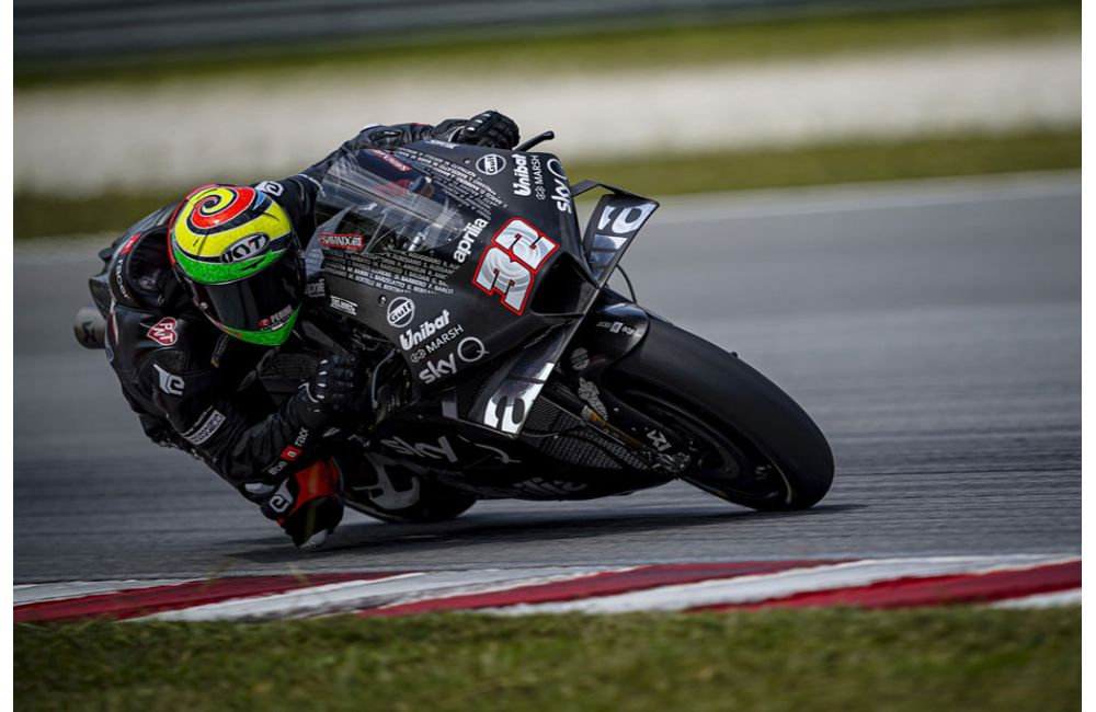 APRILIA MOTOGP - SEPANG TESTS_4