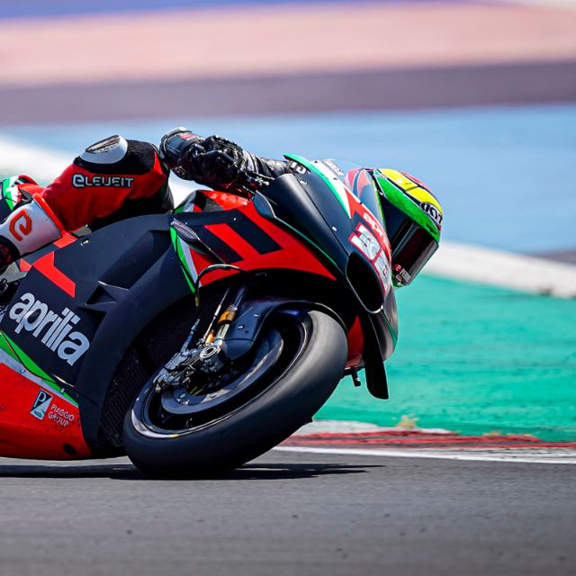 APRILIA MOTOGP - MISANO TESTS_thumb