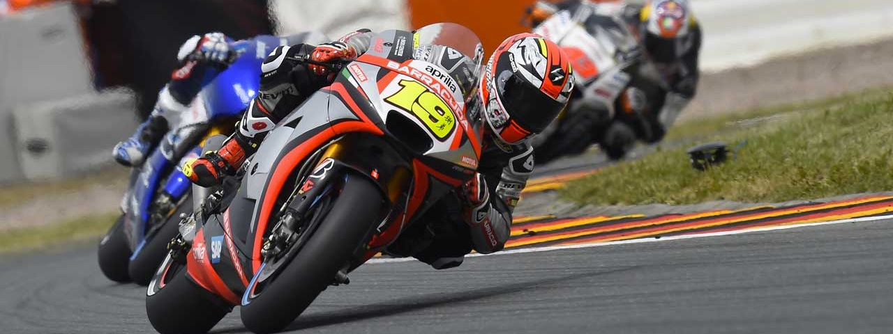 MOTOGP SACHSENRING 2015 - THE RACE