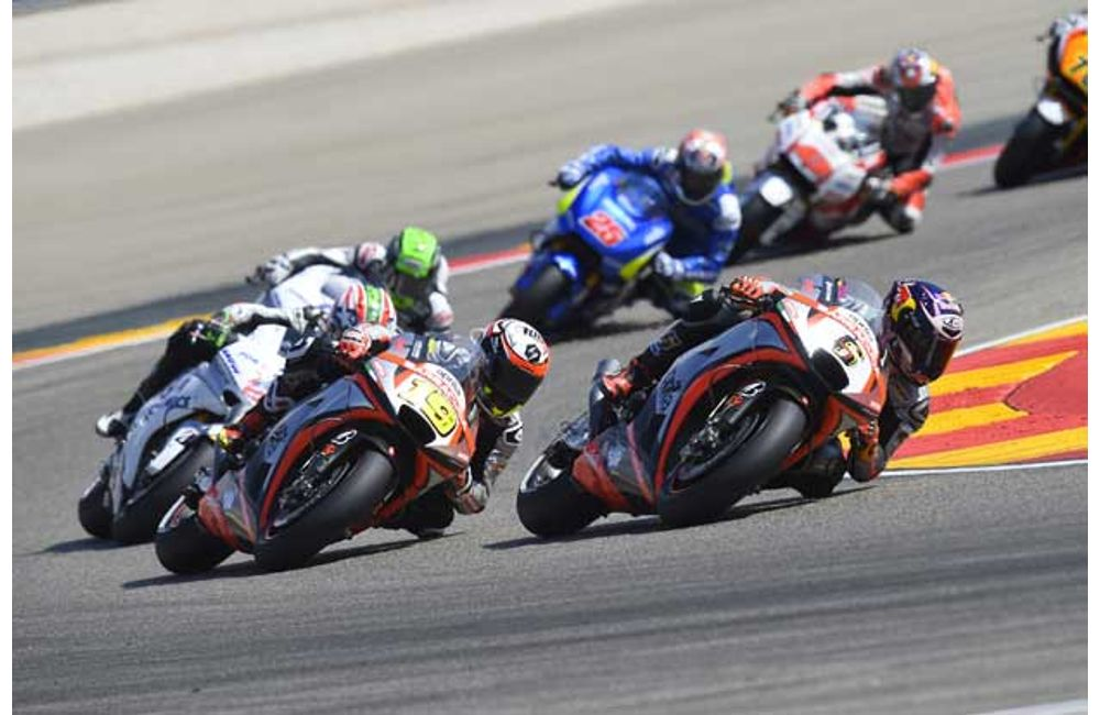 MOTOGP ARAGON 2015 - THE RACE_1