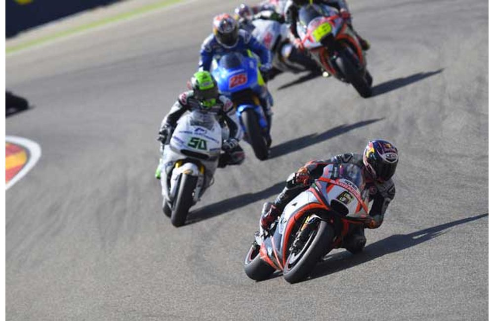 MOTOGP ARAGON 2015 - THE RACE_3