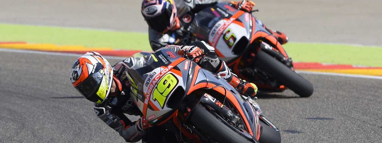 MOTOGP ARAGON 2015 - THE RACE