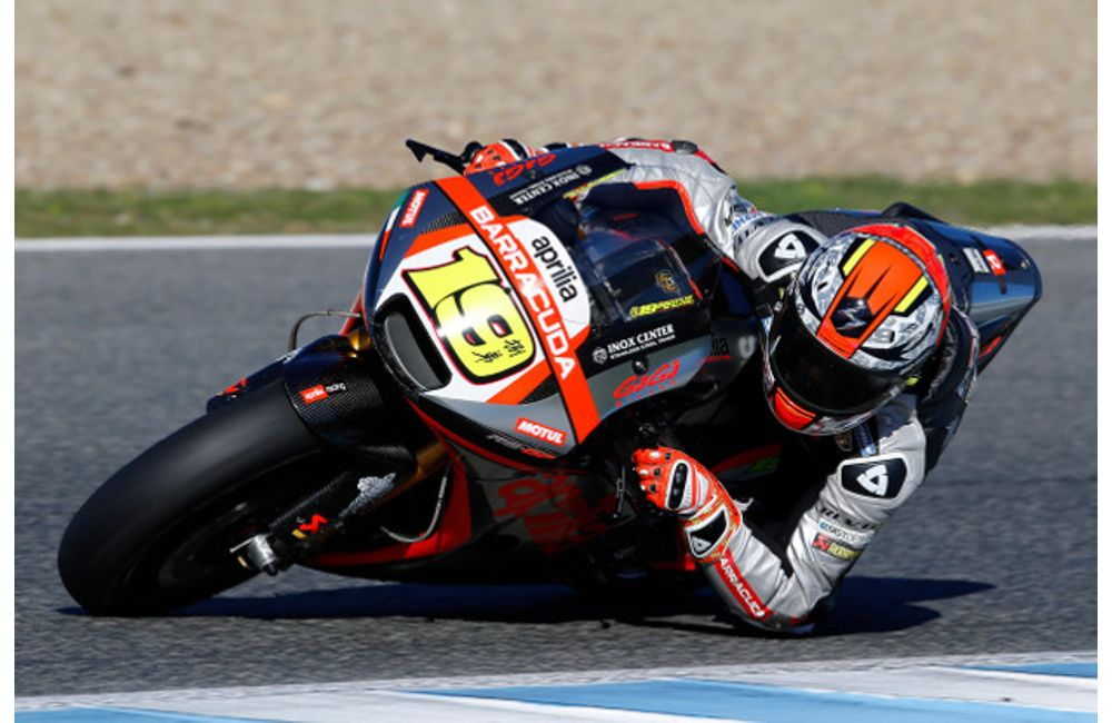 MOTOGP JEREZ - TEST DAY2_1