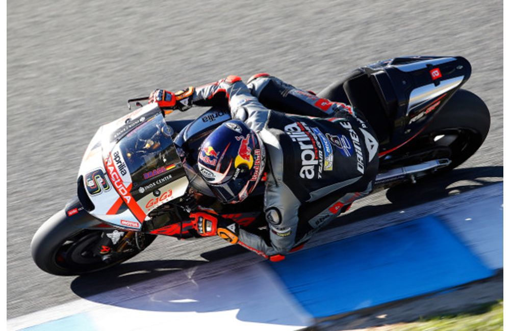 MOTOGP JEREZ - TEST DAY2_3