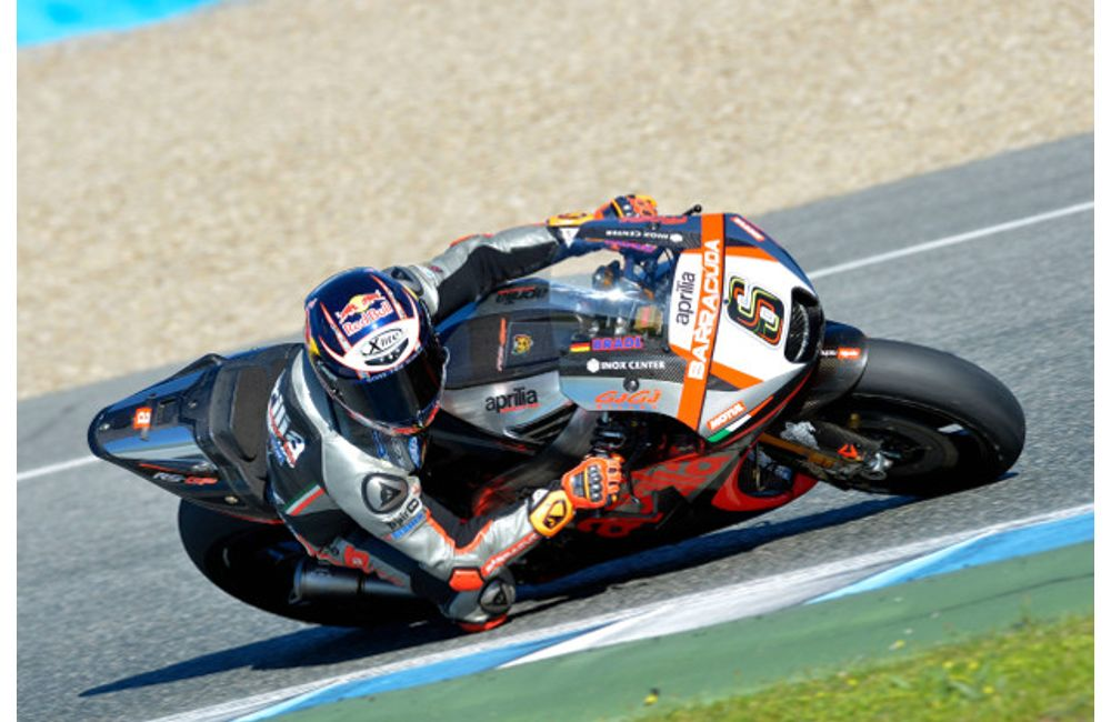 MOTOGP JEREZ - TEST DAY3_2