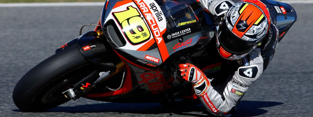 MOTOGP JEREZ - TEST DAY2