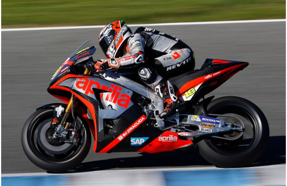 MOTOGP JEREZ - TEST DAY2_0