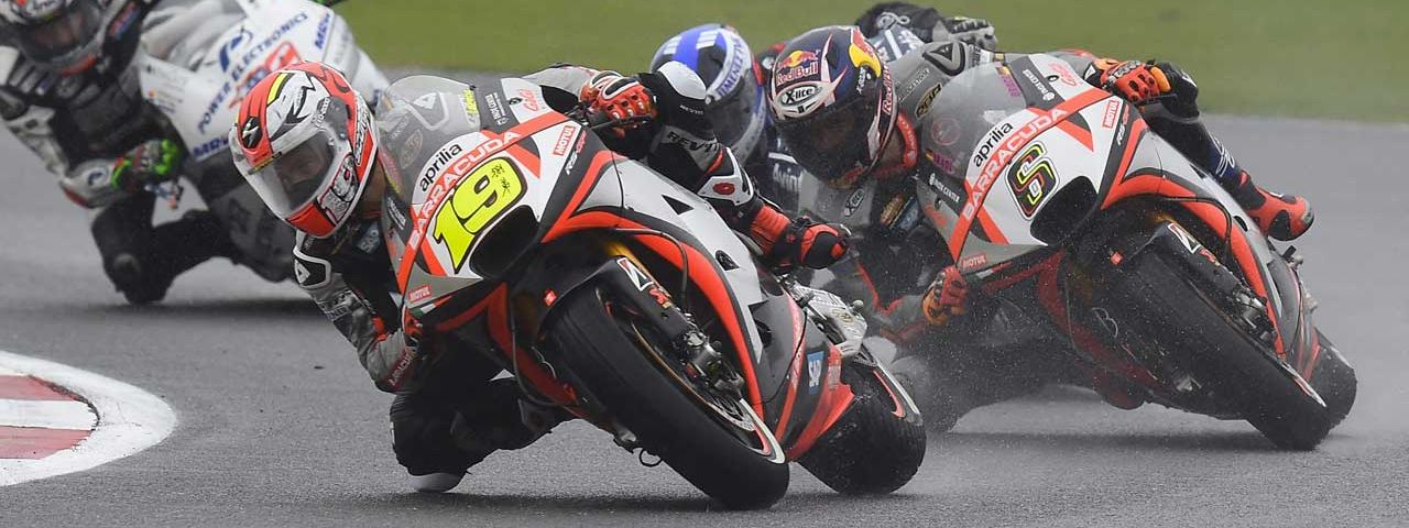 MOTOGP SILVERSTONE 2015 - THE RACE