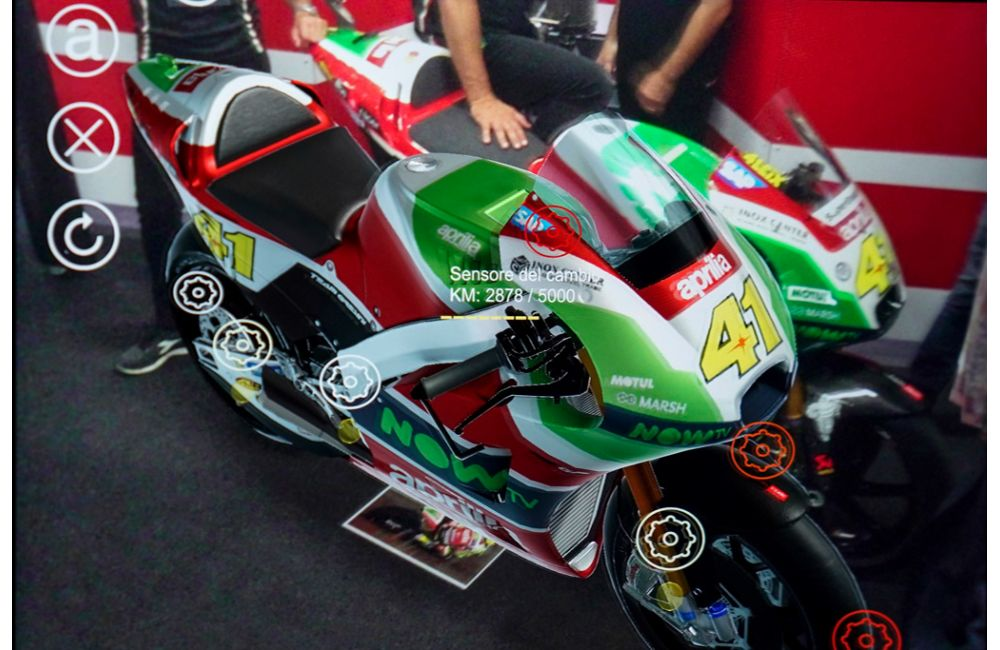 APRILIA RACING LEANS ON AUGMENTED REALITY AT MOTOGP TO MAINTAIN PEAK BIKE PERFORMANCE_4