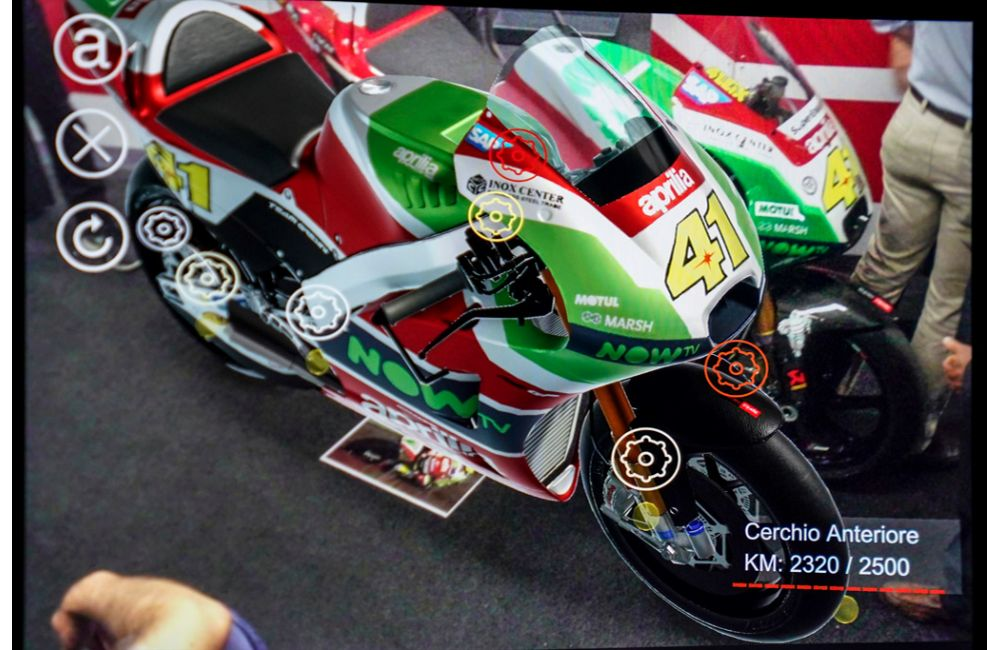 APRILIA RACING LEANS ON AUGMENTED REALITY AT MOTOGP TO MAINTAIN PEAK BIKE PERFORMANCE_5