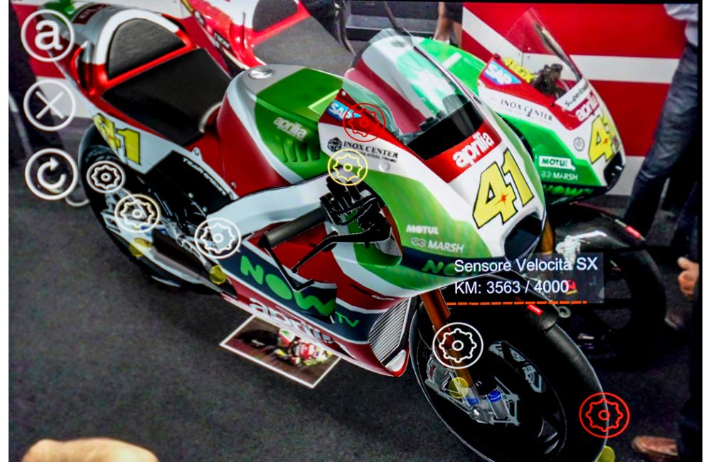 APRILIA RACING LEANS ON AUGMENTED REALITY AT MOTOGP TO MAINTAIN PEAK BIKE PERFORMANCE_6