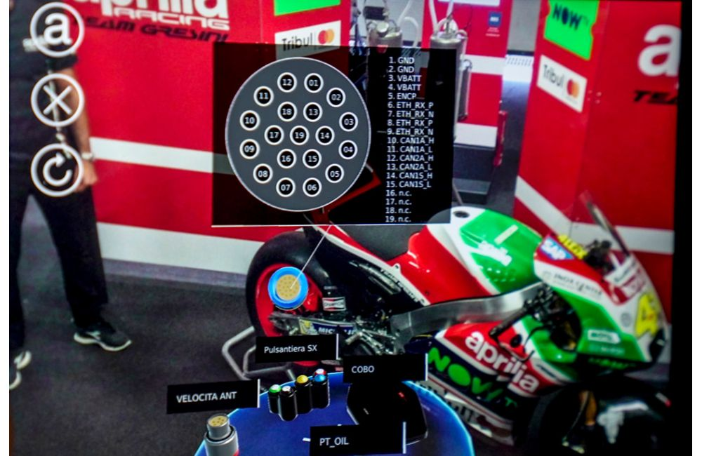 APRILIA RACING LEANS ON AUGMENTED REALITY AT MOTOGP TO MAINTAIN PEAK BIKE PERFORMANCE_7