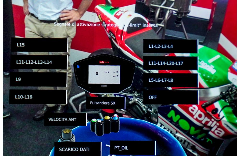 APRILIA RACING LEANS ON AUGMENTED REALITY AT MOTOGP TO MAINTAIN PEAK BIKE PERFORMANCE_3