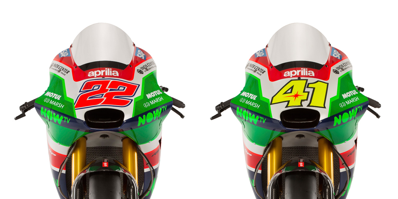 2017 Aprilia Racing Team_THE BIKE