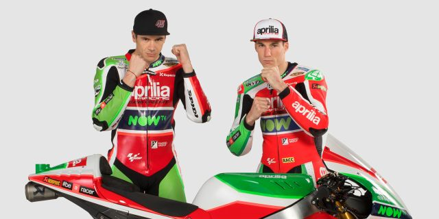 APRILIA RENEWS THE ITALIAN CHALLENGE IN MOTOGP_thumb