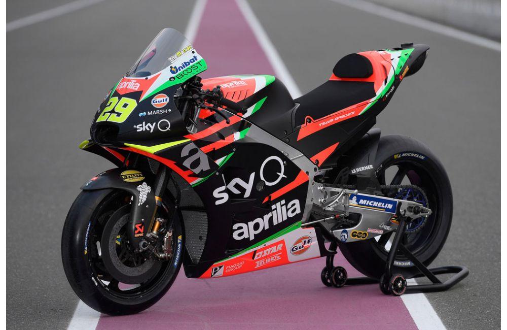 2019 Aprilia Racing season