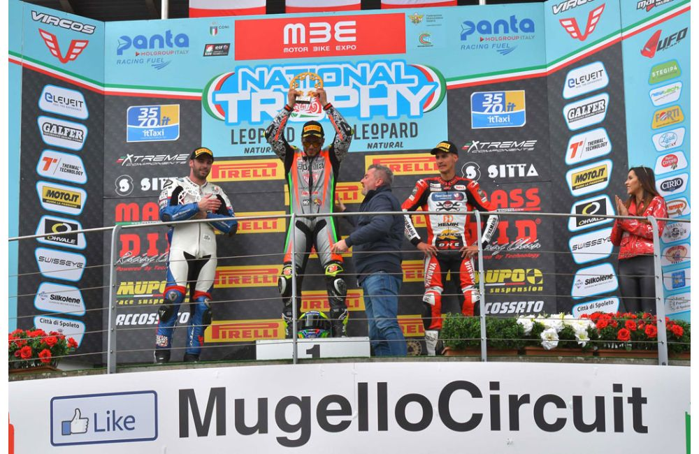 CIV 2019 - ROUND 2: VICTORY AND THE PODIUM FOR M2 RACING IN THE SECOND ROUND _0