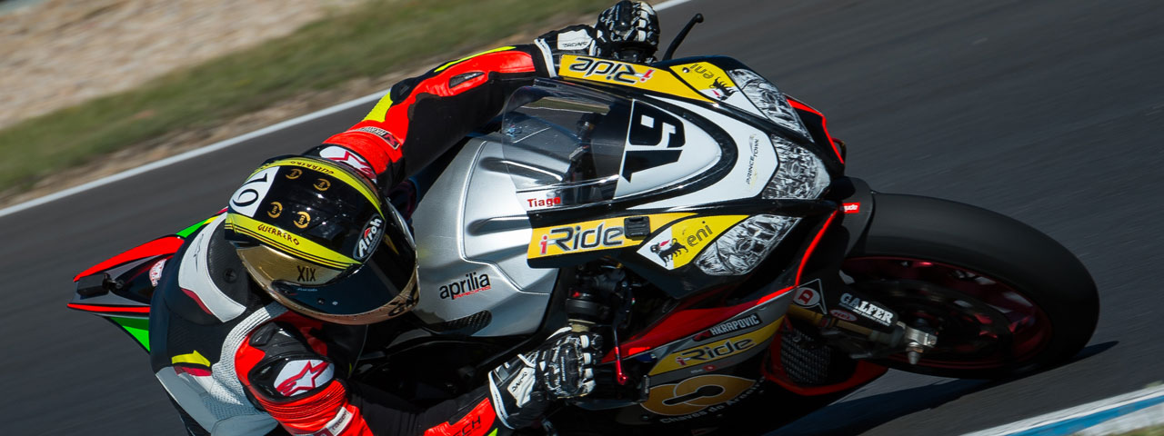 PORTUGUESE CHAMPIONSHIP: RSV4 ON THE PODIUM AT ESTORIL