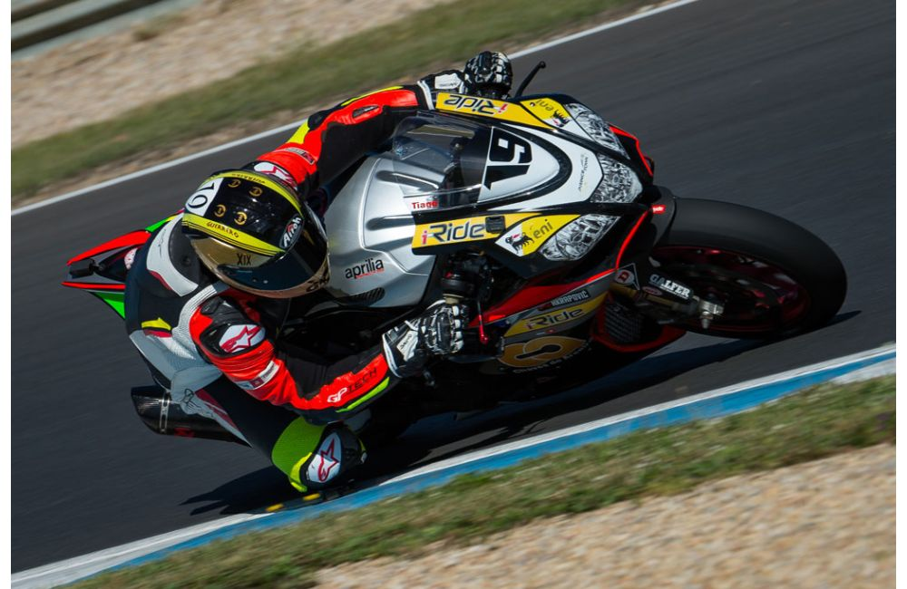 PORTUGUESE CHAMPIONSHIP: RSV4 ON THE PODIUM AT ESTORIL_1