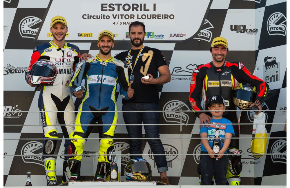 PORTUGUESE CHAMPIONSHIP: RSV4 ON THE PODIUM AT ESTORIL_4