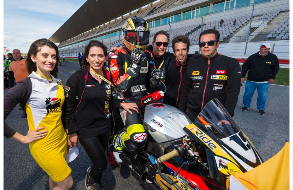 PORTUGUESE CHAMPIONSHIP: 2ND PLACE FOR RSV4 AT PORTIMAO I_1