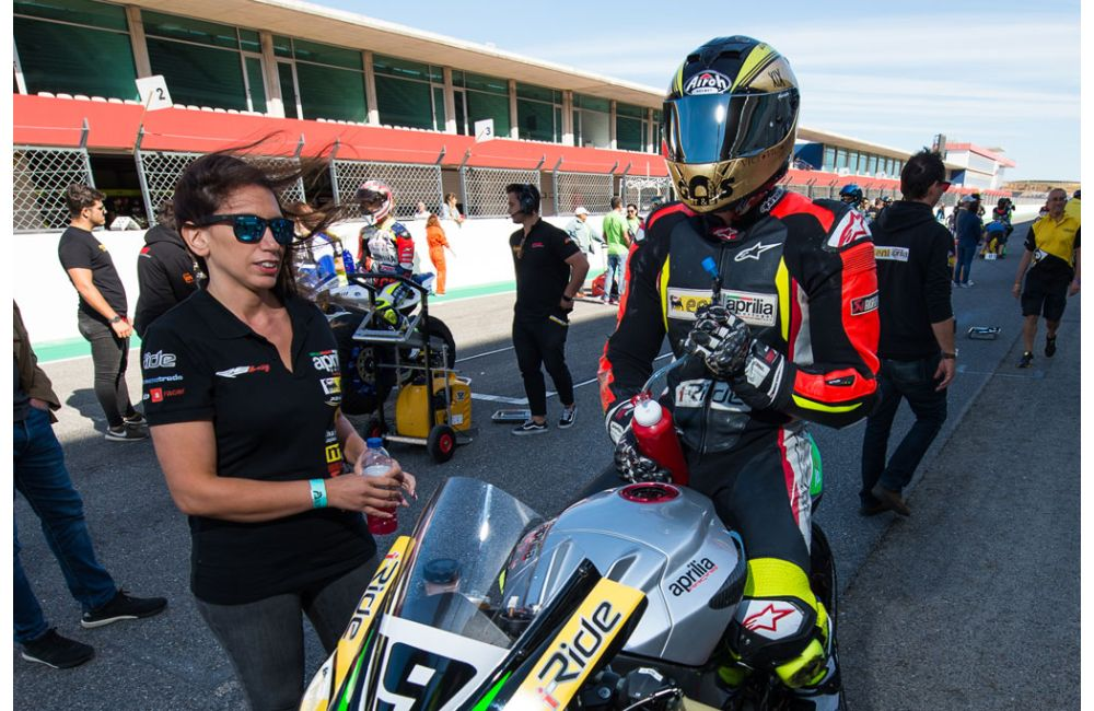 PORTUGUESE CHAMPIONSHIP: RSV4 ON THE PODIUM AT PORTIMAO II_0