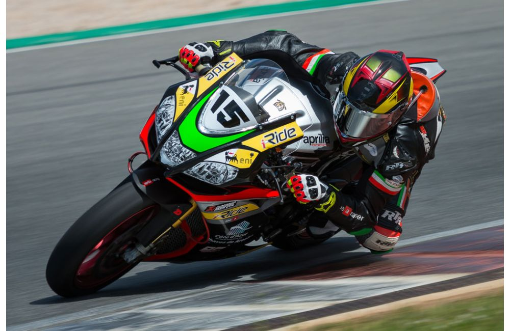 PORTUGUESE CHAMPIONSHIP: RSV4 ON THE PODIUM AT PORTIMAO II_2