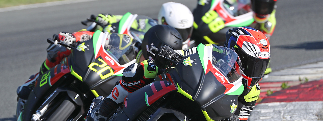 Sport Production - Test Day in Varano