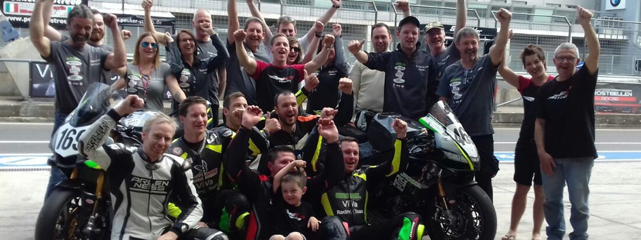 At Nurburgring, ViVa Racing wins again!