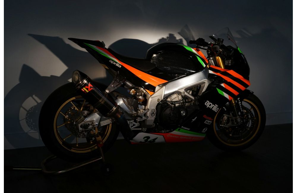 APRILIA EAGER TO TOP PIKES PEAK INTERNATIONAL HILL CLIMB_4